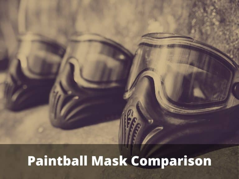 Paintball Mask Comparison